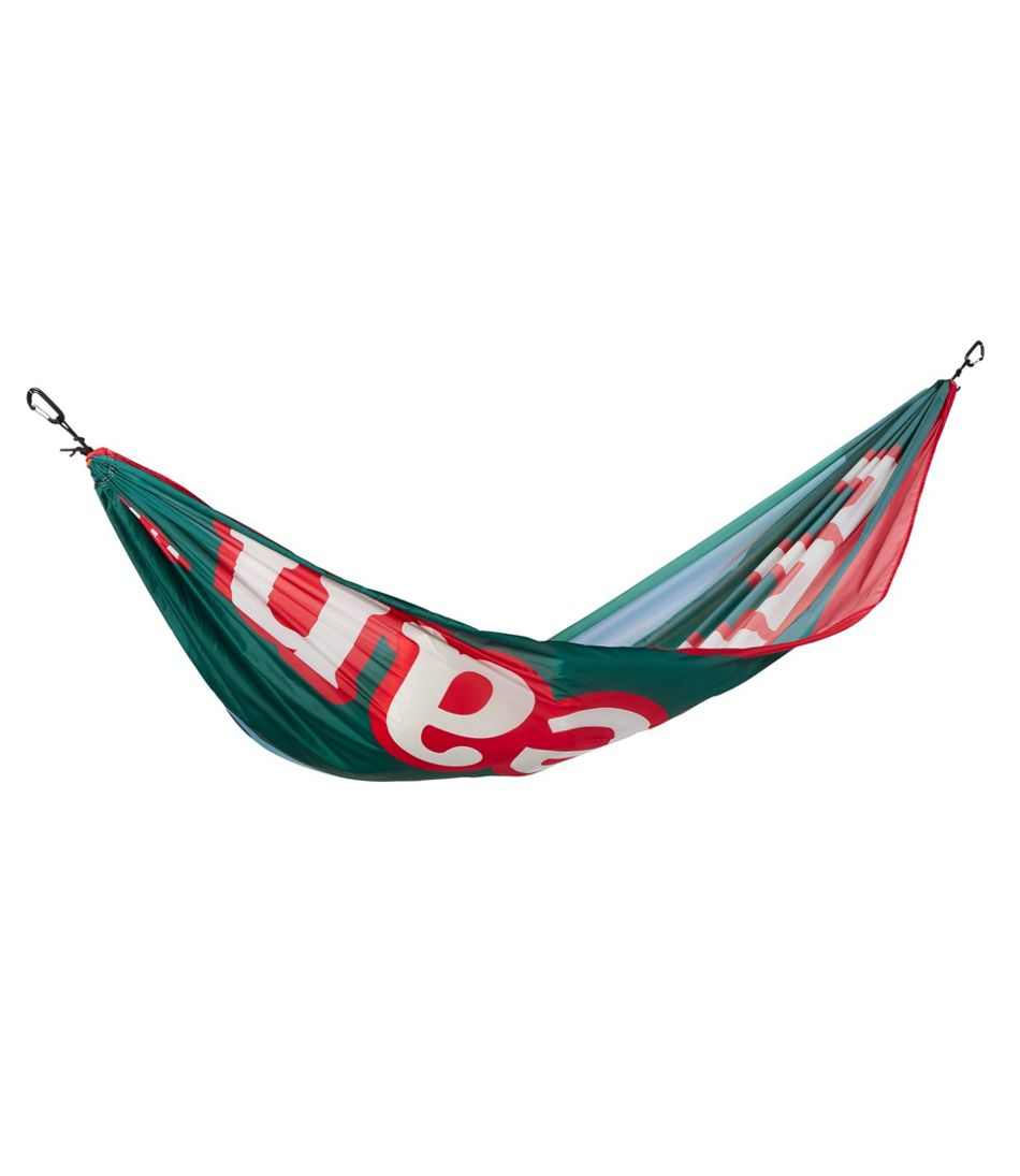 L.L.Bean Camping Hammock with Katahdin Logo.