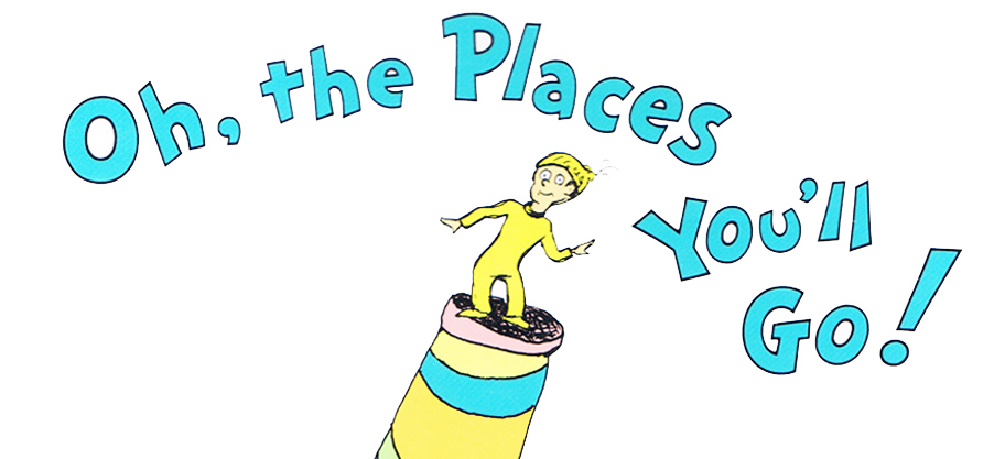 Best Oh The Places You Ll Go Clipart #9766.