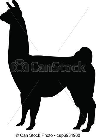Llama Clip Art Vector Graphics. 603 Llama EPS clipart vector and.