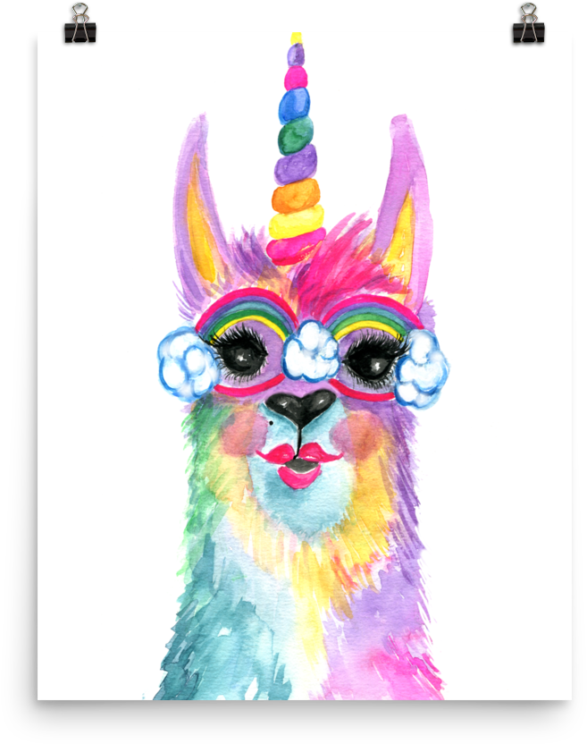 Image Result For Llamacorn Party Decorations.