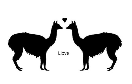 Best Llama Clipart #2894.
