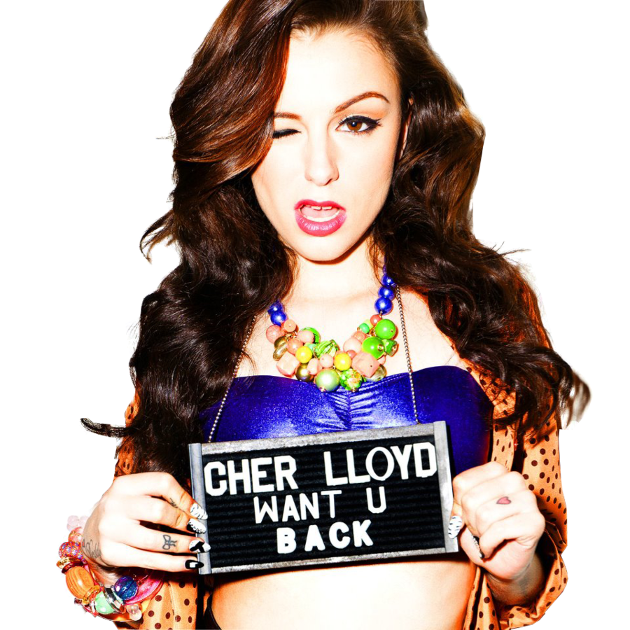 Cher lloyd clipart.