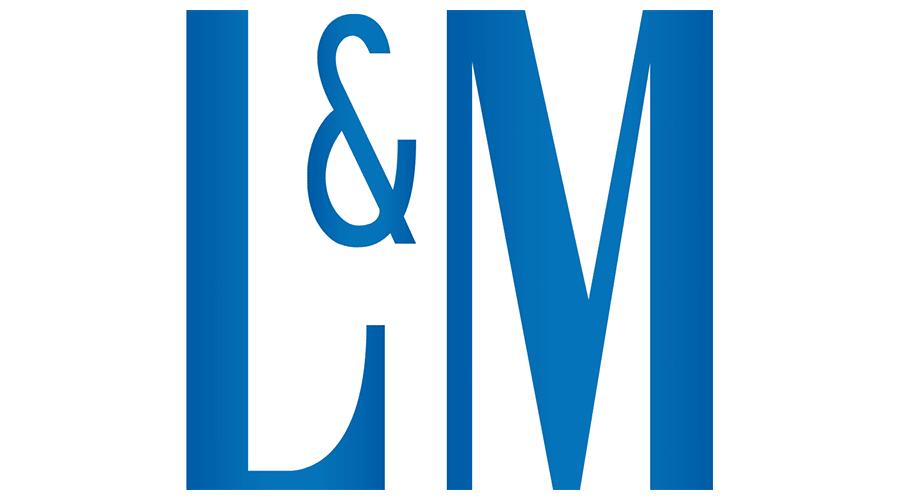 L&M Logo Vector.