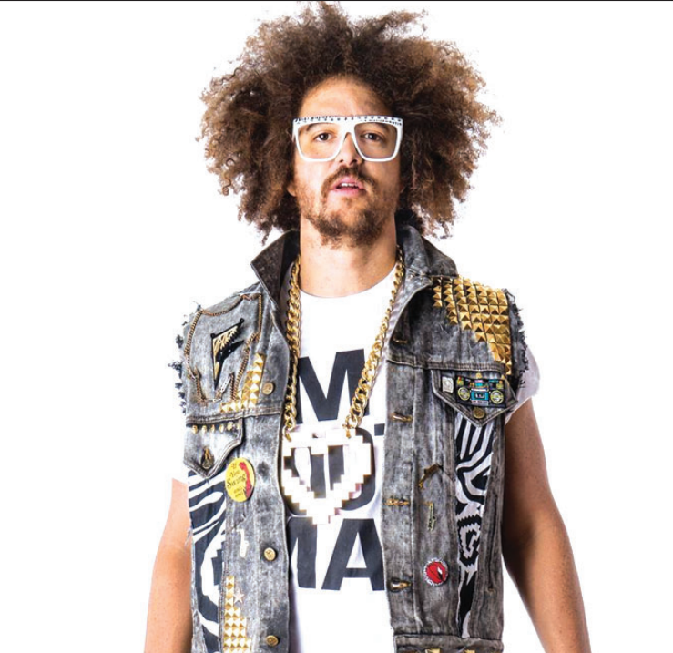 Redfoo brings the Party Rock Crew to Rockhouse.