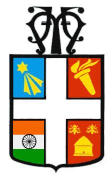 Fratelli della Sacra Famiglia Lo scudo dei Fratelli della Sacra.