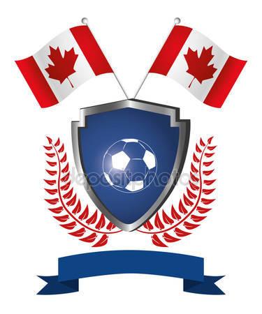 Il canadese Pearson Pennant. Lo scudo è illustrazione della.