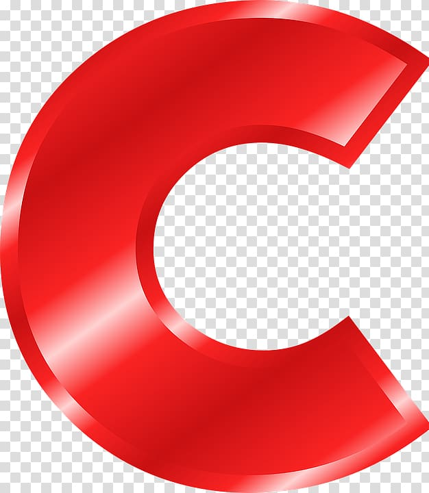 C Letter Alphabet , letter C transparent background PNG.
