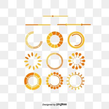 Preloader PNG Images.