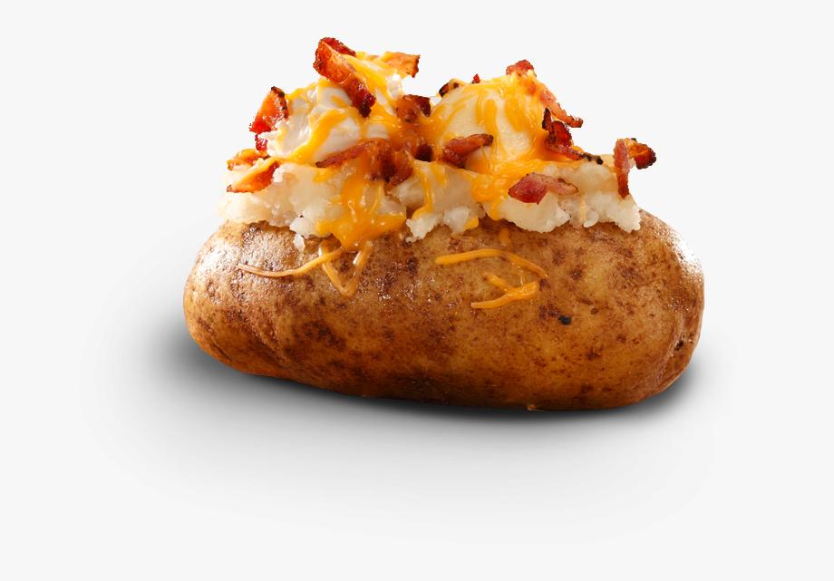 Loaded Baked Potato.
