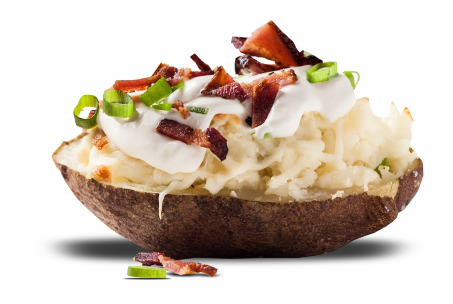 Loaded Potato.