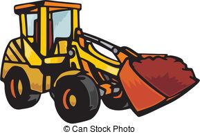Front loader Clipart Vector and Illustration. 712 Front loader.