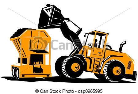 Front loader Illustrations and Clip Art. 810 Front loader royalty.