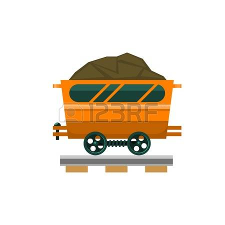 1,306 Industrial Wagon Cliparts, Stock Vector And Royalty Free.