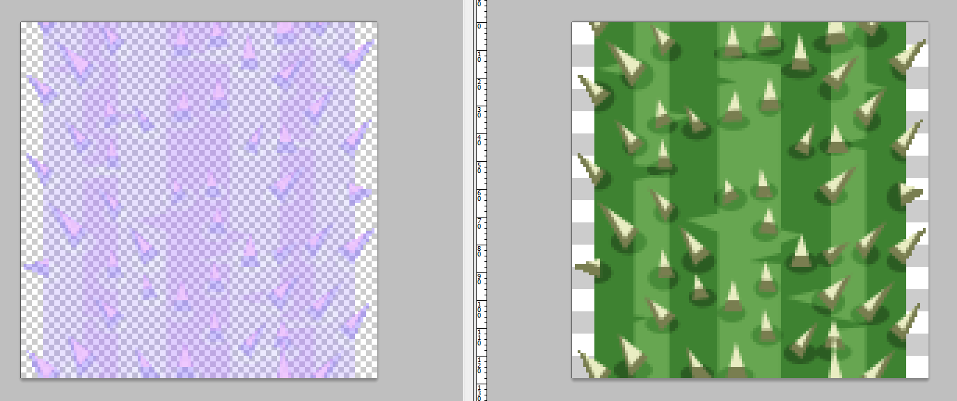 LoadImage with PNG 8bit = transparent pink/purple texture.