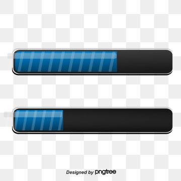 Progress Bar PNG Images.