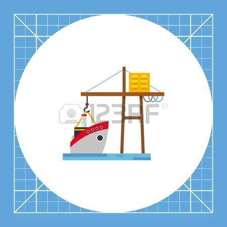 1,447 Loading Crane Cliparts, Stock Vector And Royalty Free.