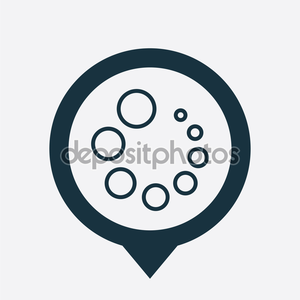 Loading icon map pin — Stock Vector © rashad_ashurov #71992531.
