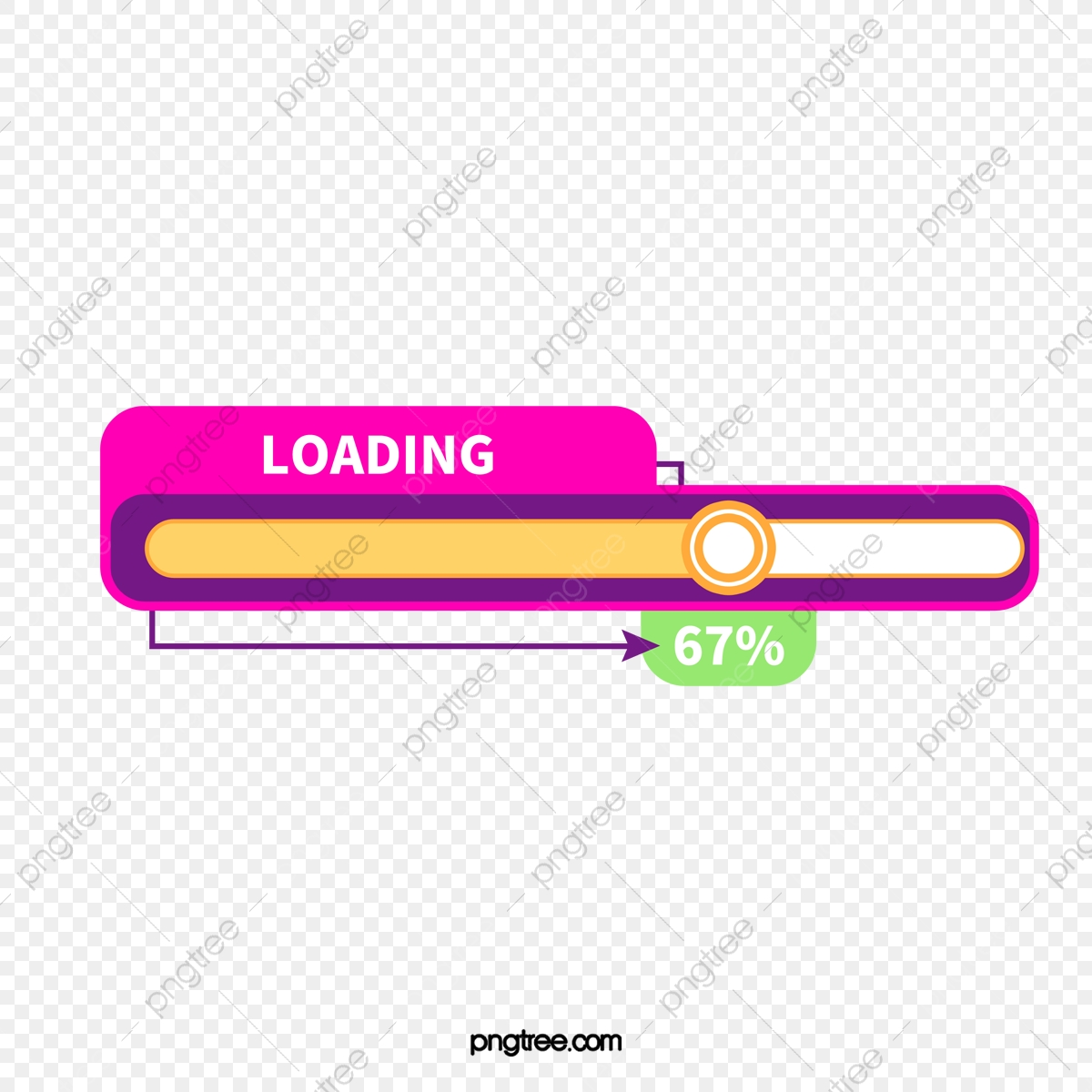 Loading Icon, Loading, Percentage, Schedule PNG Transparent.