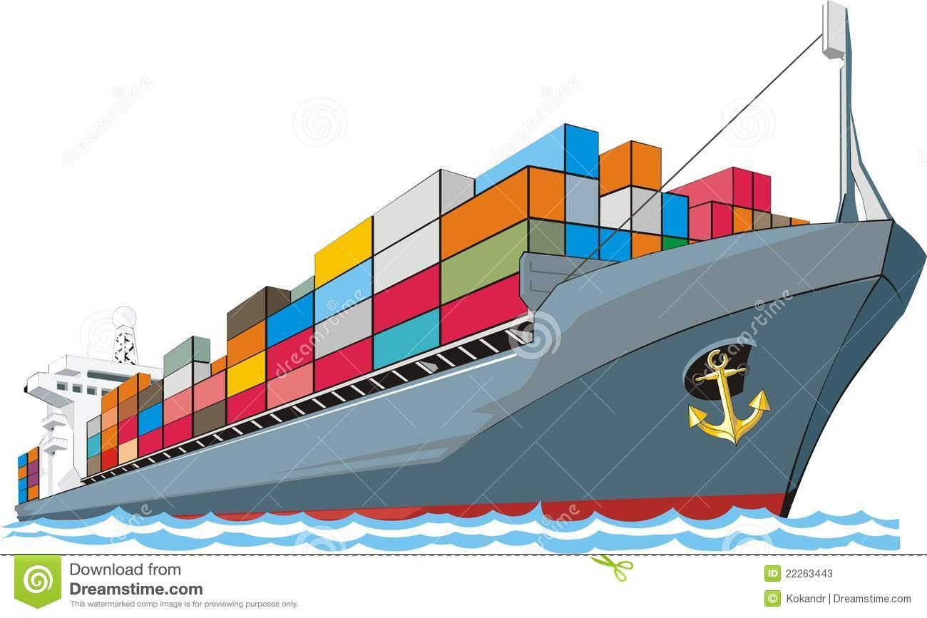 Cargo Ship Clipart Danasohmk Top: Loading Vessel Clipart 20 Free Cliparts
