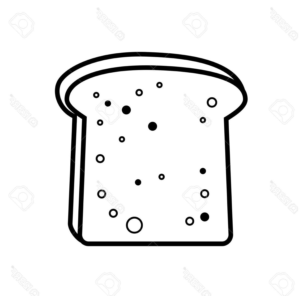 Top Bread Clip Art Black And White Library » Free Vector Art.
