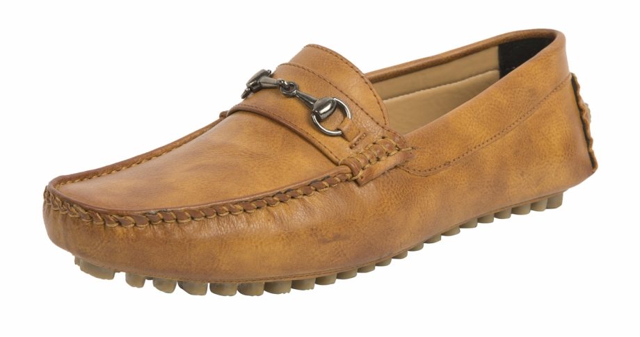 Leather Loafer Driving Shoe.