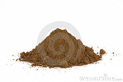 Soil clipart.