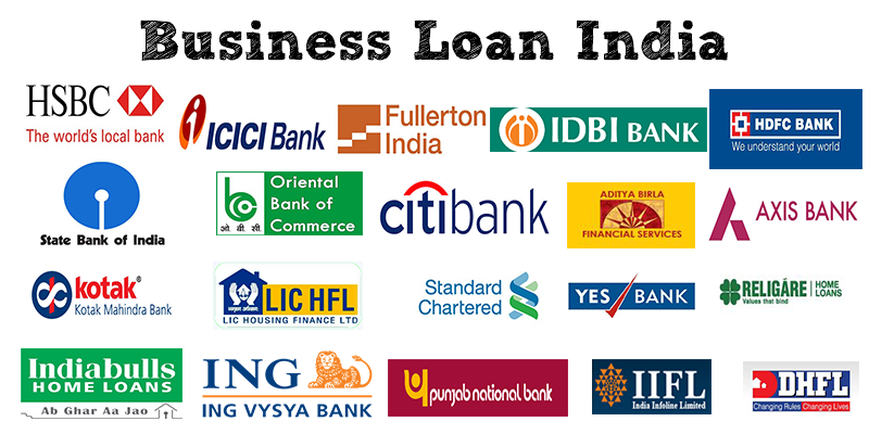 Business Loan in India.