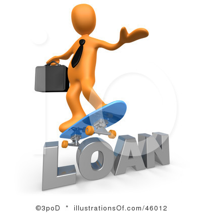 Free clipart loans.