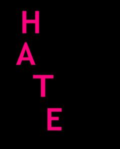 Hate Thumb Clip Art at Clker.com.