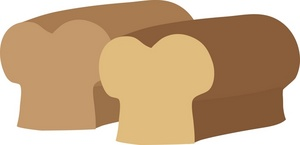 Loaves of bread clip art bread loaves 3 clipart clip art.