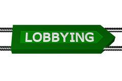 Lobbying Stock Illustrations.