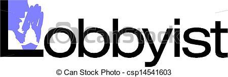 Showing post & media for Lobbyist symbol.
