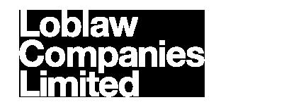 Loblaw Companies Limited.