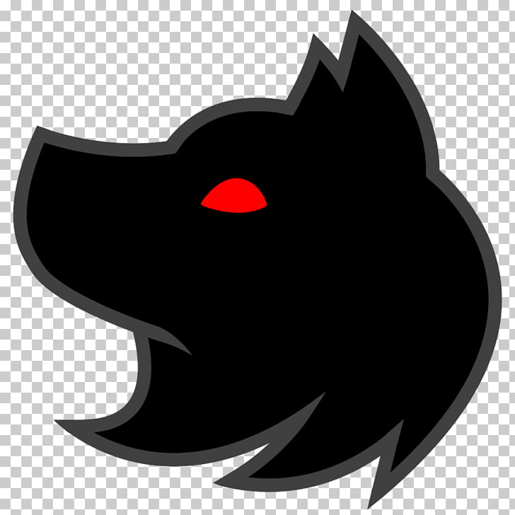 Dog New Mexico Lobos Arctic wolf, moonlight logo PNG clipart.