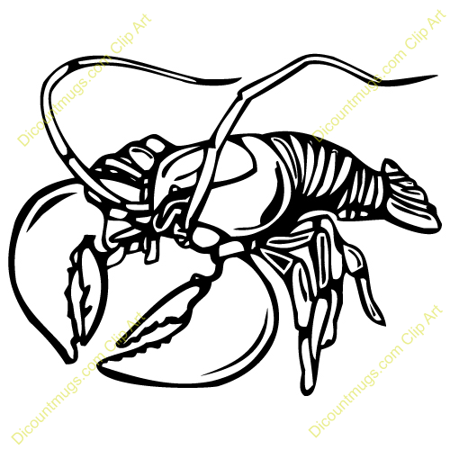 Best Lobster Clipart #12203.