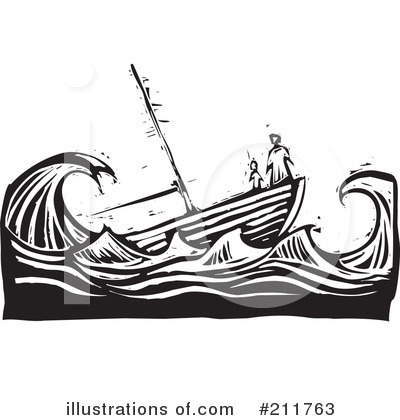 Lobster boat clipart.