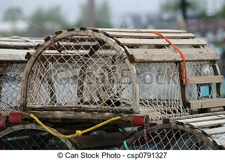 Lobster trap Images and Stock Photos. 890 Lobster trap photography.