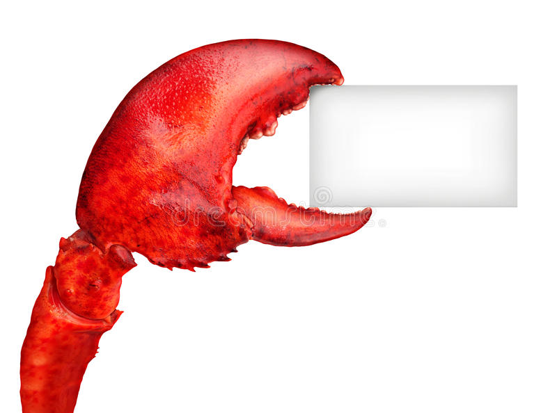 Lobster Claw Stock Illustrations.
