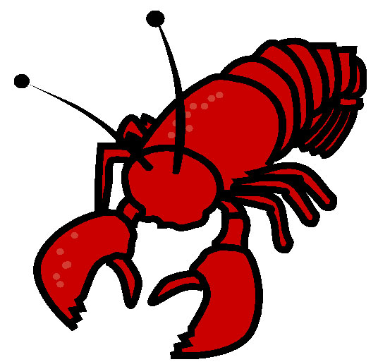 Lobster claw clipart graphic lobster clipart kid.