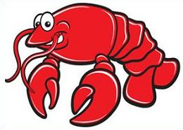 Free Lobster Clipart.