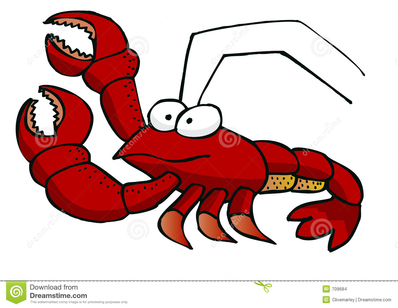 Lobster Stock Illustrations.