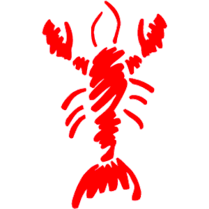 Lobster Clip Art Black And White.