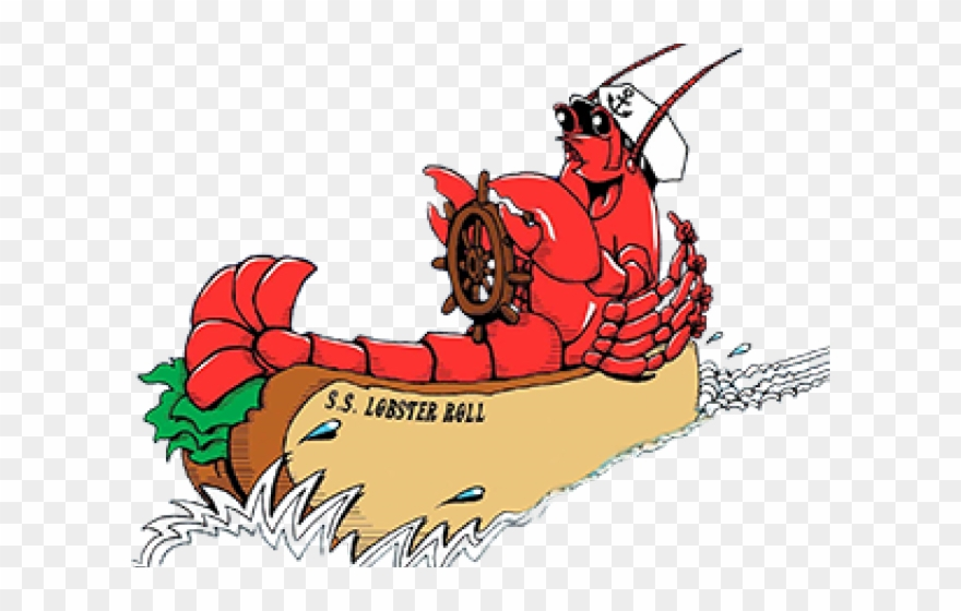 Lobster Roll Clip Art.