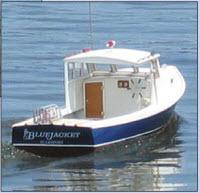 Lobster Boat.