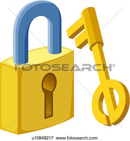 Lock Clipart Royalty Free. 44,990 lock clip art vector EPS.