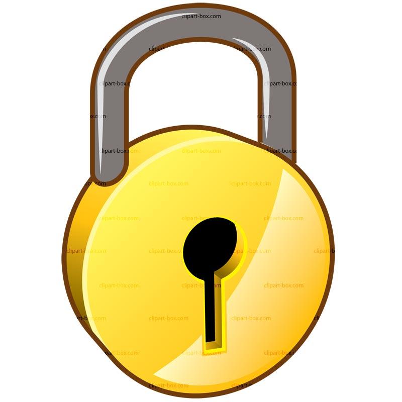 Lock Clipart.
