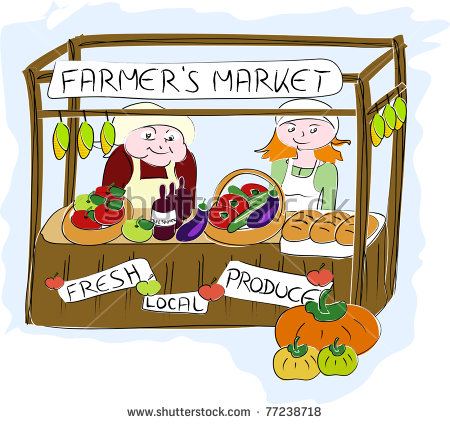 Produce Market Clip Art Pictures to Pin on Pinterest.