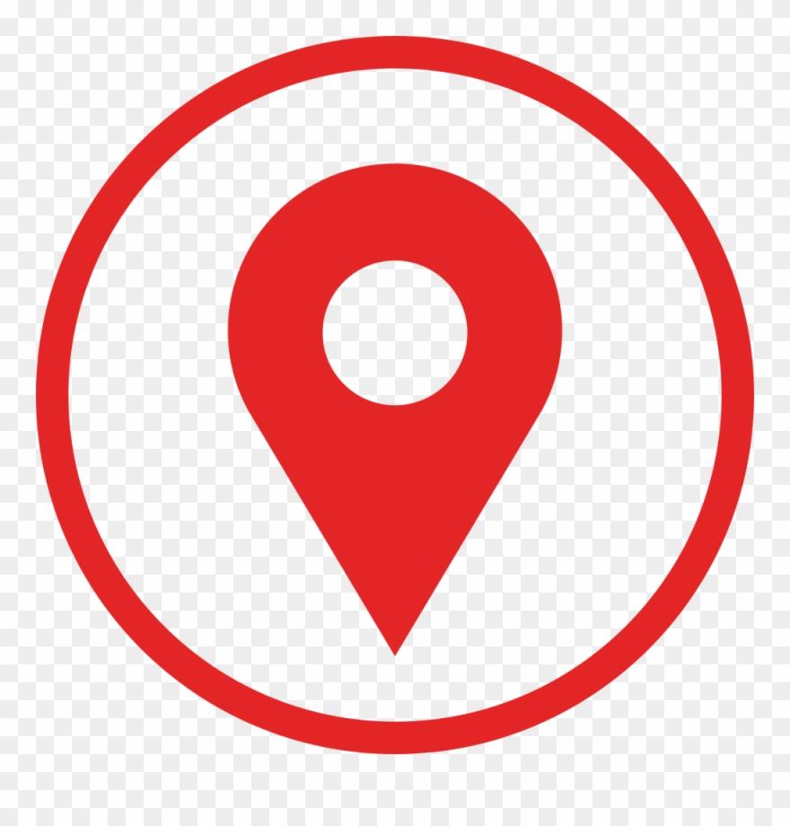 Flat Location Logo.