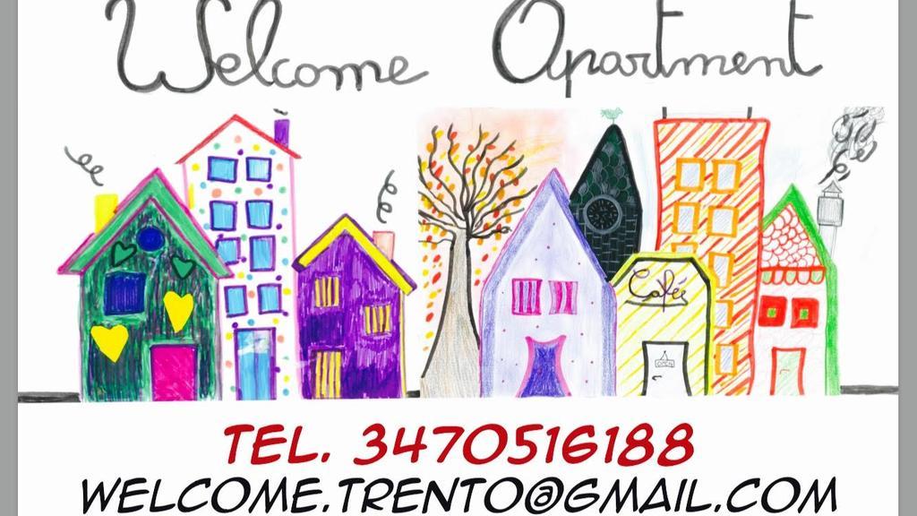 Welcome Apartment, Trento, Italy.