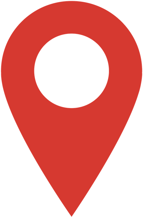 Location Pin Transparent.